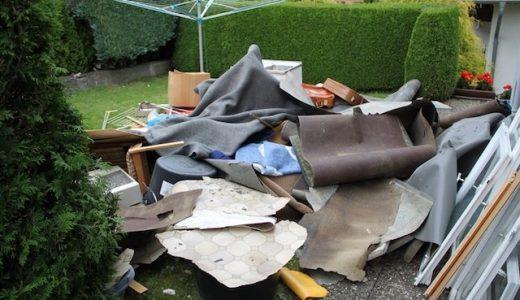 長年放置していた庭を手入れしたい│庭からでるゴミの処分方法を知る