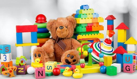 使わなくなったおもちゃを捨てたい│ベビー&子供用の物が大量にある
